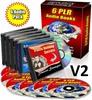 Thumbnail Pack of 6 PLR Audio eBooks