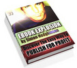 Thumbnail Ebook Explosion - information product profits