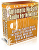 Thumbnail Automatic Website Audio For Newbies (Resale Rights)