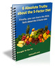 Thumbnail 6 Absolute Truths about the 5 Factor Diet (MRR)