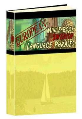 Product picture Swedish Language Phrase