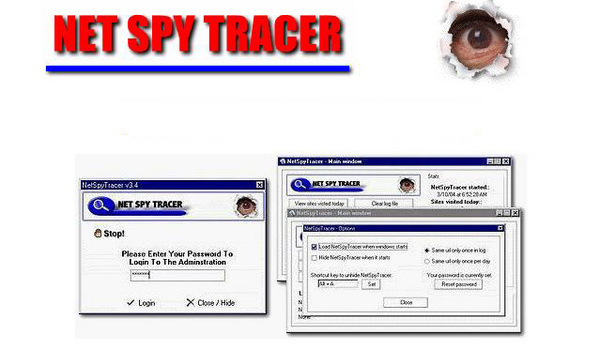 Product picture Net Spy Tracer