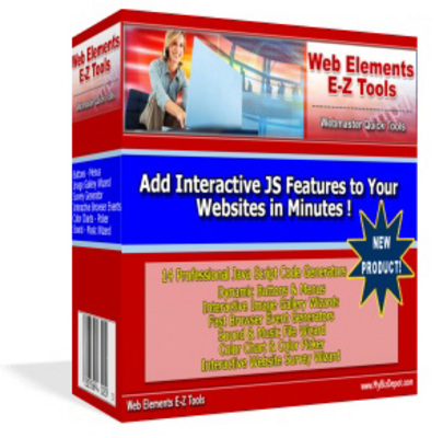 Product picture Web Elements E-Z Tools