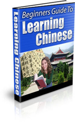 Product picture Beginners Guide to Learning Chinese (PLR)