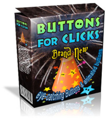 Product picture BUTTONS FOR CLICKS - Over 200 Buttons in Vibrant Color