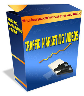 Product picture Traffic Marketing Videos with MRR