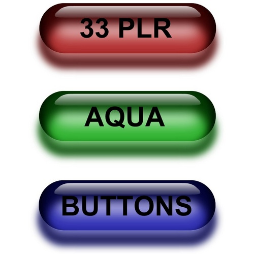 Product picture 33 PLR Aqua Buttons Pack