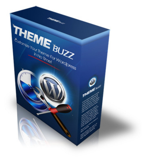 Product picture Theme Buzz (includes Master Resale Rights)