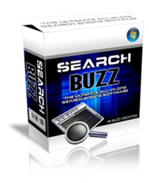 Product picture Search Buzz (includes Master Resale Rights)