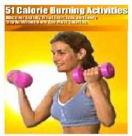 Product picture 51 Calorie Burning Activities with MRR