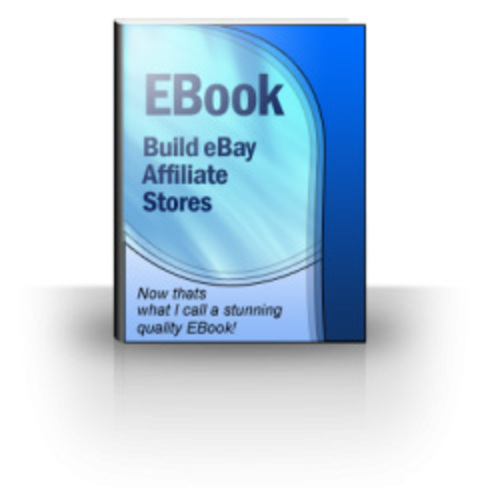Product picture Build eBay Affiliate Stores