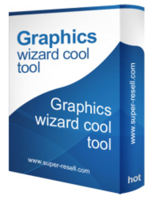 Product picture Graphics Wizard Cool Tool