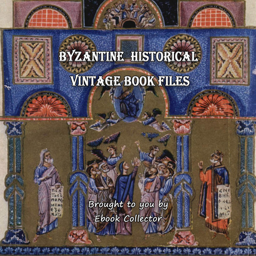 Product picture Byzantine Historical 25 Book Files