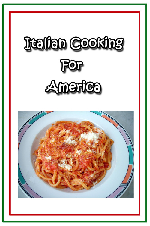 Product picture Italian Cooking For America
