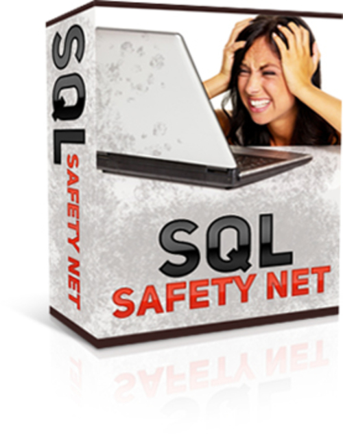 Product picture SQL Safety Net