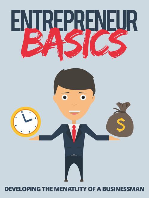 Product picture Entrepreneur Basics