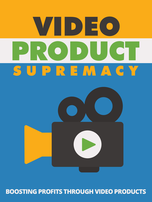 Product picture Video Product Supremacy
