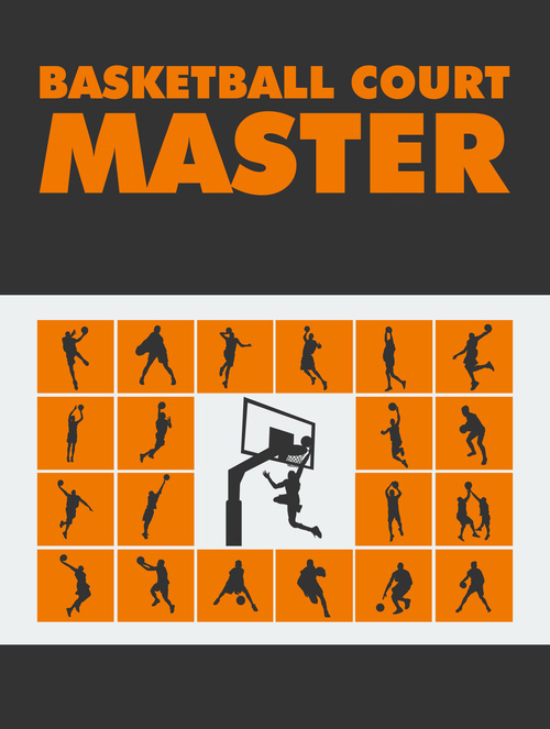 Product picture Basketball Court Master