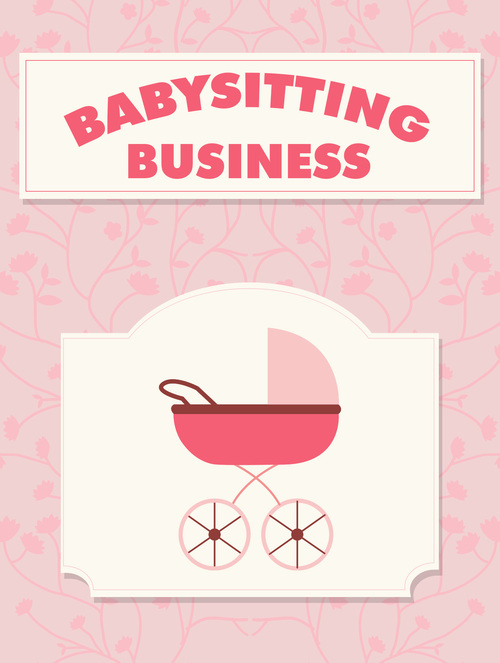 Product picture Babysitting Business