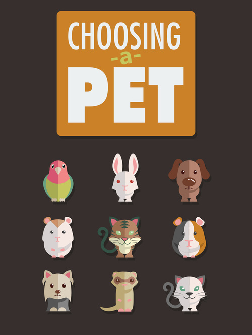 Product picture Choosing A Pet