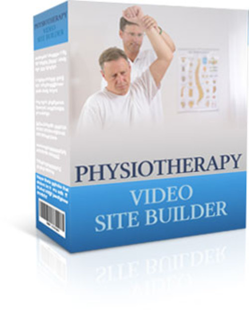 Product picture Physiotherapy Video Site Builder